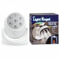 """Беспроводной светодиодный светильник с датчиком движения """"Light Angel"""""""