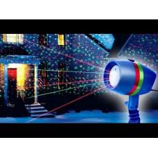 """Лазерный звездный проектор """"Star shower motion"""""""