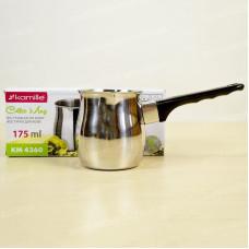 Турка для кофе из нержавеющей стали (175мл)