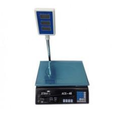 Весы электронные торговые (40кг/2гр)
