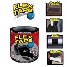 """Сверхсильная клейкая лента """"FLEX TAPE"""" черная"""