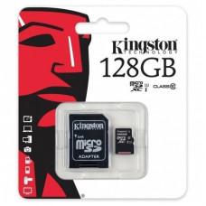 """Карта памяти """"Kingston"""" (microSD HC class 10 / 128GB)"""