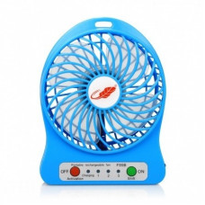 Мини-вентилятор с аккумулятором