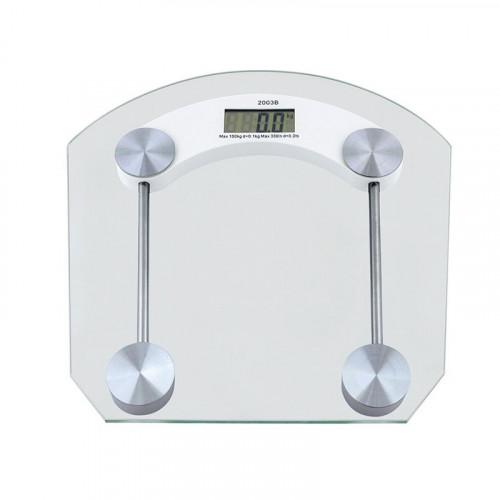Весы напольные прозрачные