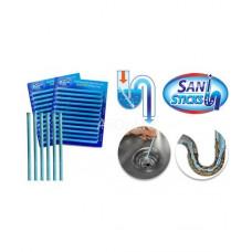 "Палочки для очистки водосточных труб ""Sani Sticks"""