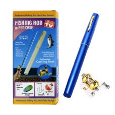 Мини удочка для рыбалки (карманная)