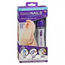"""Полировочная пилка для ногтей """"Naked Nails"""""""