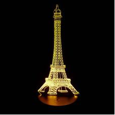 """Ночник светодиодный 3D """"Эйфелева башня"""""""